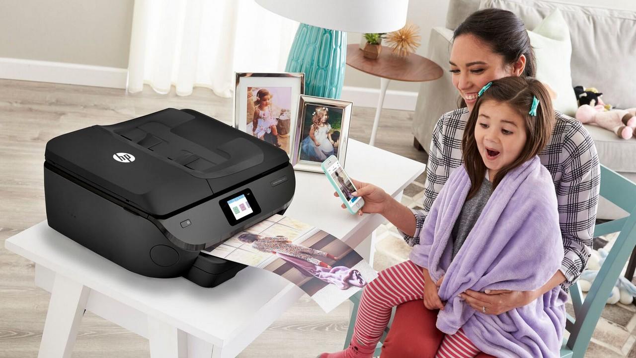 Connecter imprimante wifi à iphone ou ipad